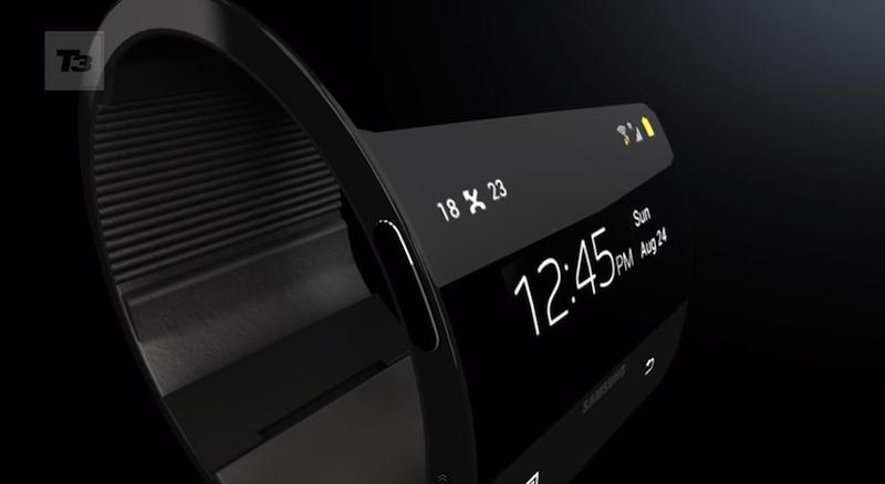 腕時計型のウェアラブルデバイス「GALAXY Gear」の非公式コンセプト動画がいい感じ!