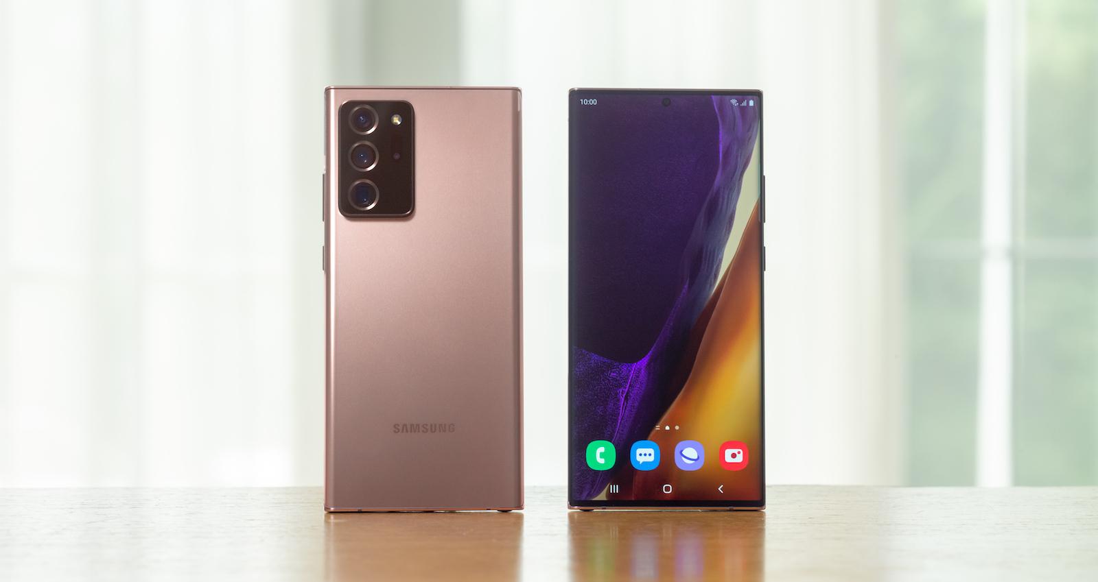 「Galaxy Note20」の発売日・価格・スペック・新機能まとめ
