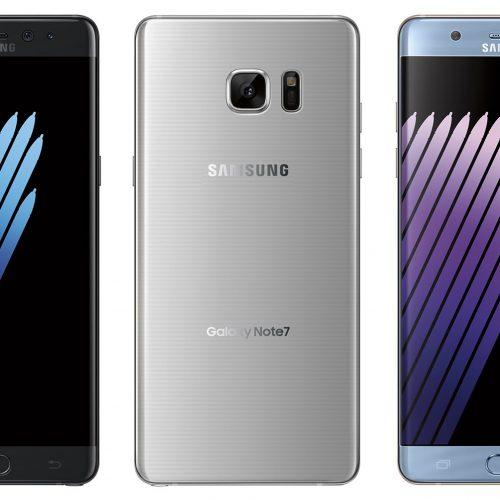 Galaxy Note7の画像がリーク、デュアルエッジスクリーンを搭載