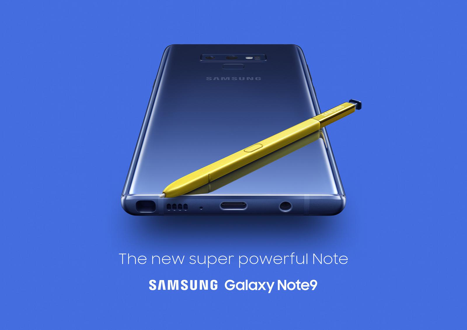 「Galaxy Note9」の新機能・スペック・価格・発売日・比較まとめ