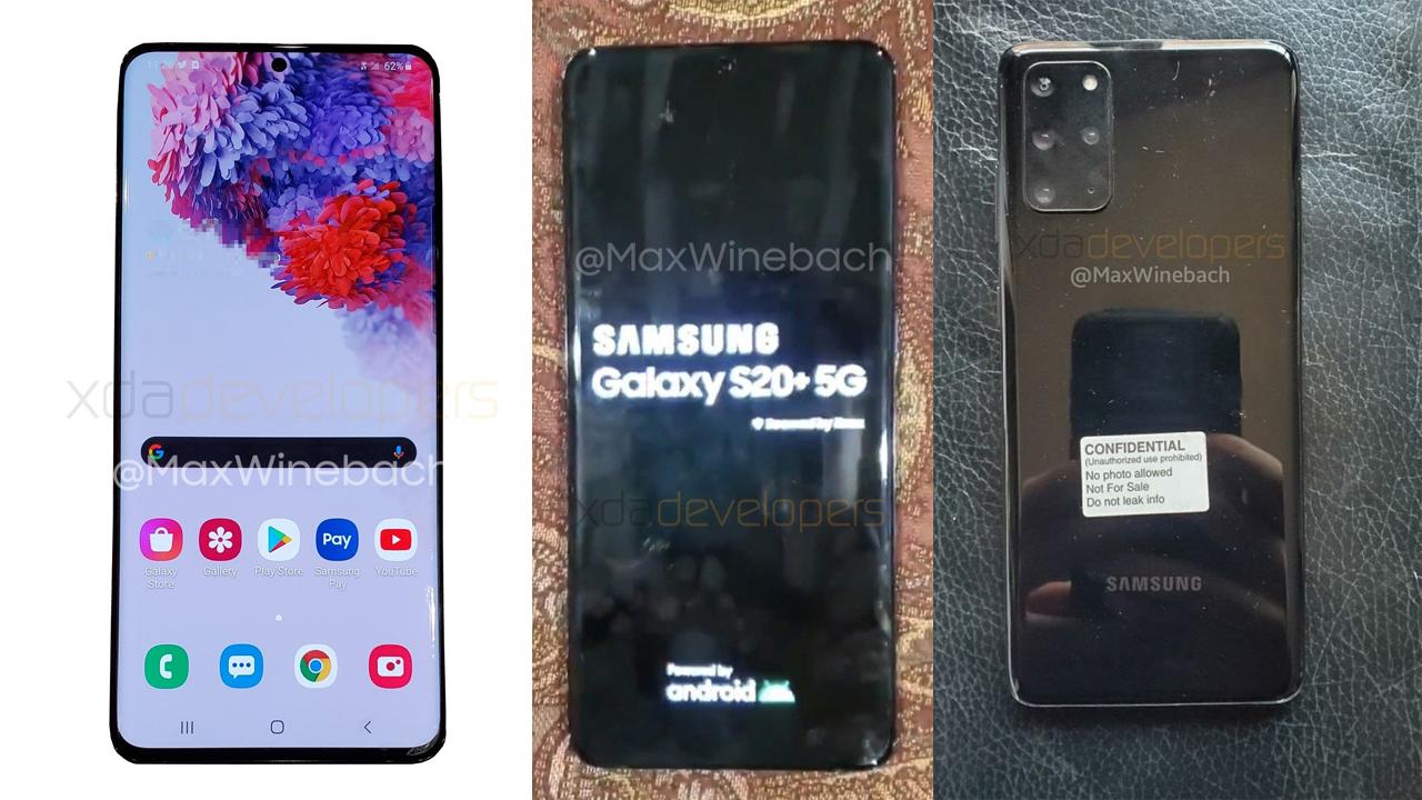 "Galaxy S20、16GBのRAMと1億画素カメラ・100倍ズームの""ウルトラ""モデル登場か"