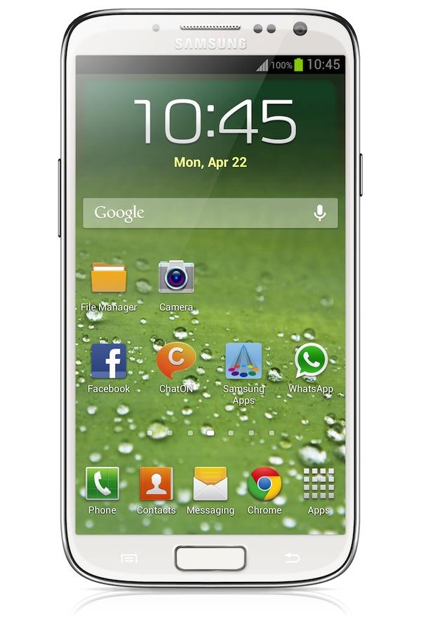 GALAXY S4、16GB/32GB/64GBの3モデルをラインナップか