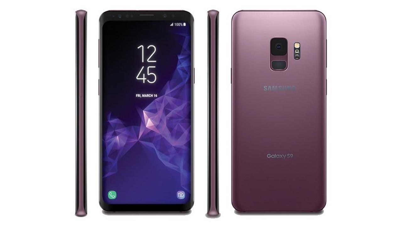 Galaxy S9/Galaxy S9+、プレス画像がリーク