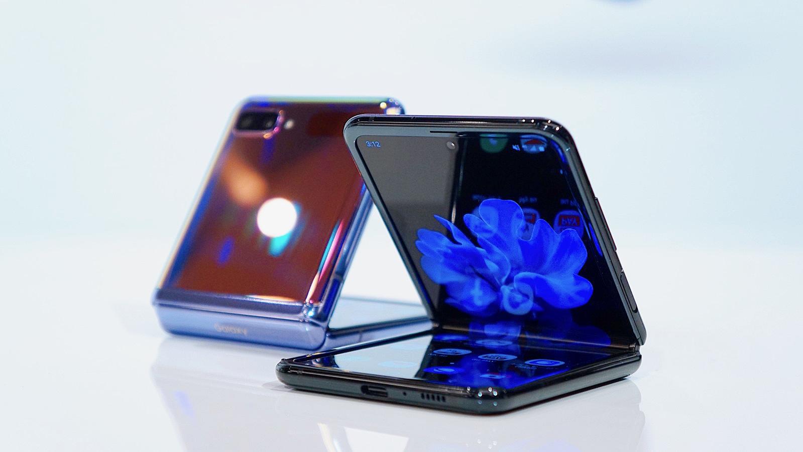 「Galaxy Z Flip」フォトレビュー