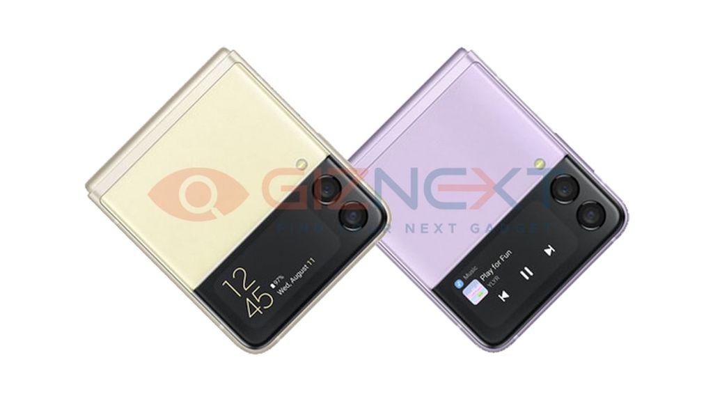 縦折りスマホ「Galaxy Z Flip 3」が8月3日発表か。全8色で価格は15万円前後?