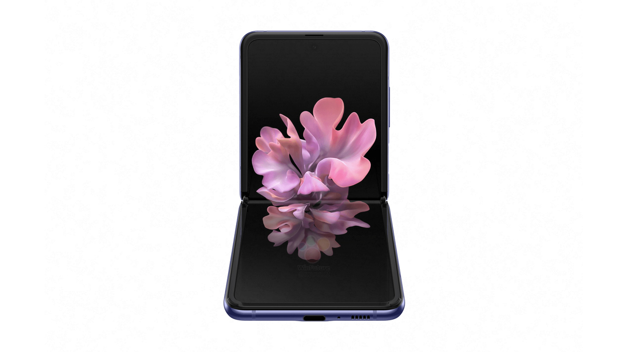 Galaxy Z Flip、また実機動画が流出。6.67インチ、8GBのメモリ搭載
