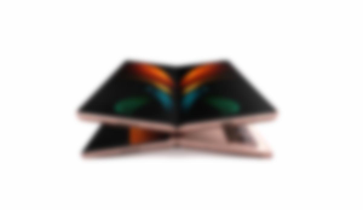 Galaxy Z Fold 2、公式画像が流出か