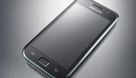 ドコモから発売の「Galaxy S」はAndroid 2.2をプリインストール。