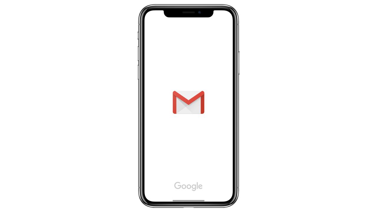 ようやく「Gmail」アプリがiPhone Xに対応
