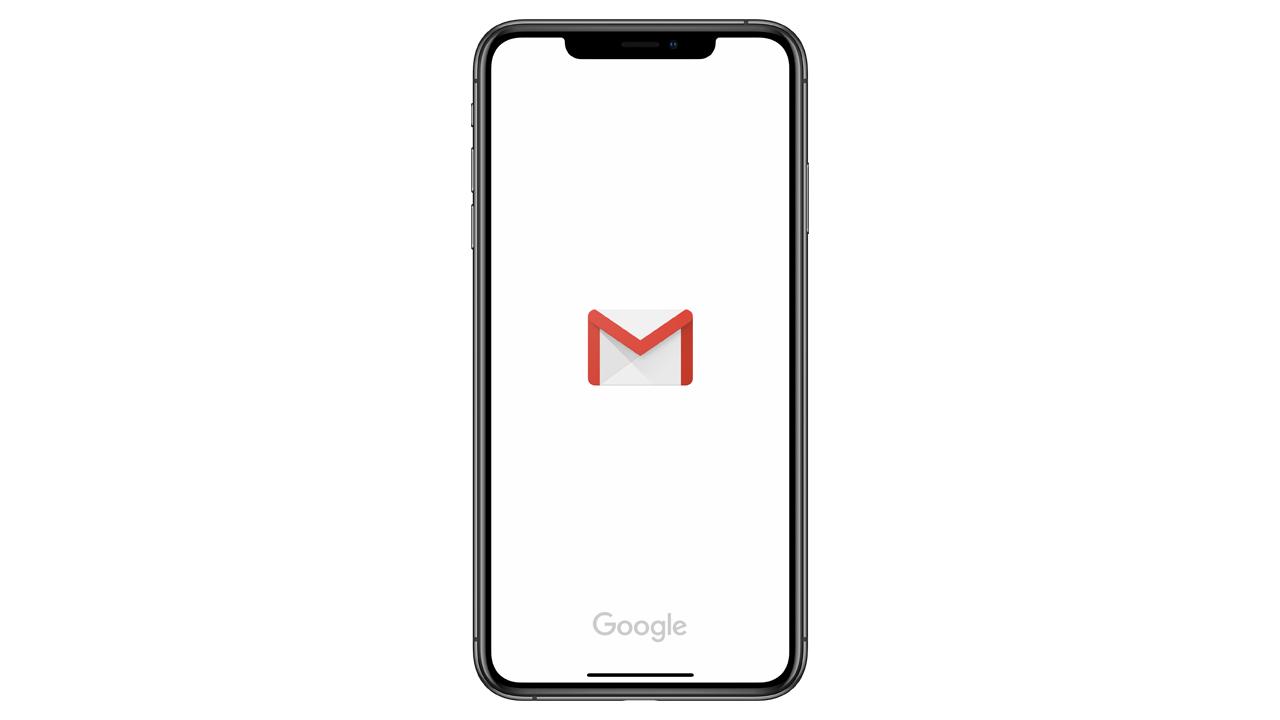 「Gmail」アプリがiPhone XS Maxに対応