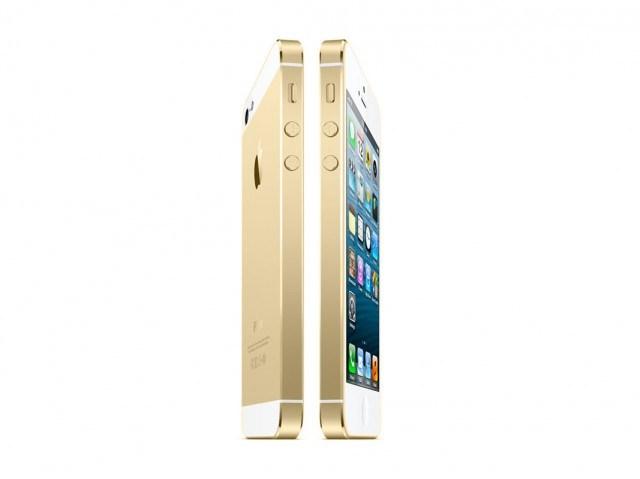 これはアリ!ゴールド×ホワイトカラーのiPhone 5Sがリーク!