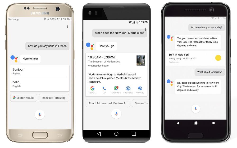 会話できるAIアシスタント「Google Assistant」、Android 6.0以上の全端末に配信へ