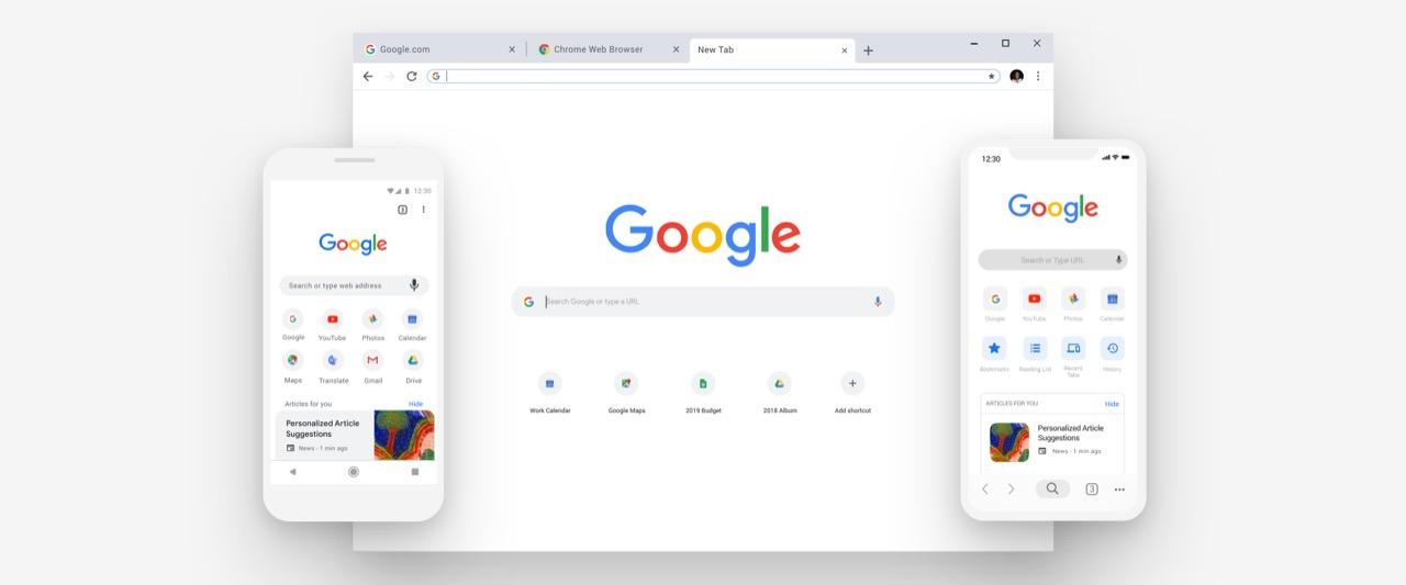 10周年の「Google Chrome」が大幅リニューアル。劇的に使いやすい新デザイン、パスワードの使い回し防止も