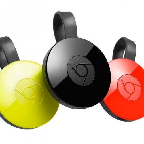 グーグル、新型Chromecast 2 / Audioをようやく日本で販売開始
