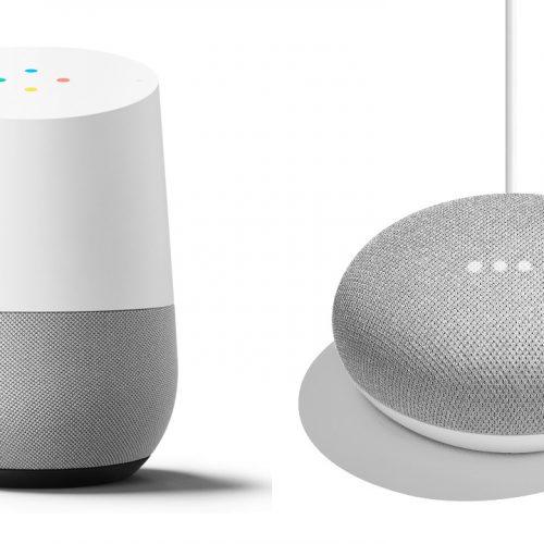 どっちを買う?「Google Home」と「Google Home Mini」の違いを解説