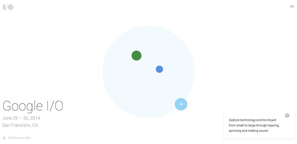 Google I/O 2014の公式サイトが公開ーイベントの参加受付は4月8日より開始