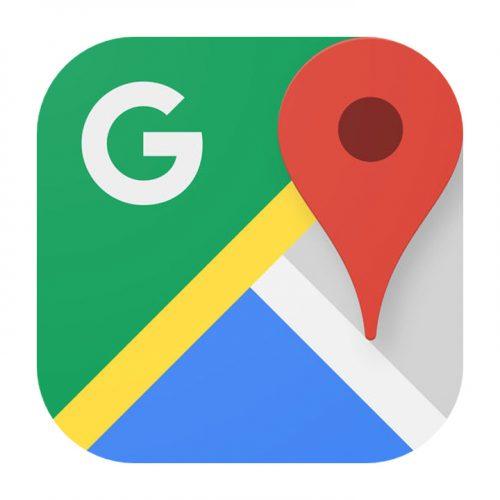 iOS版「Googleマップ」がアップデート。iMessageに対応、経路ウィジェット追加