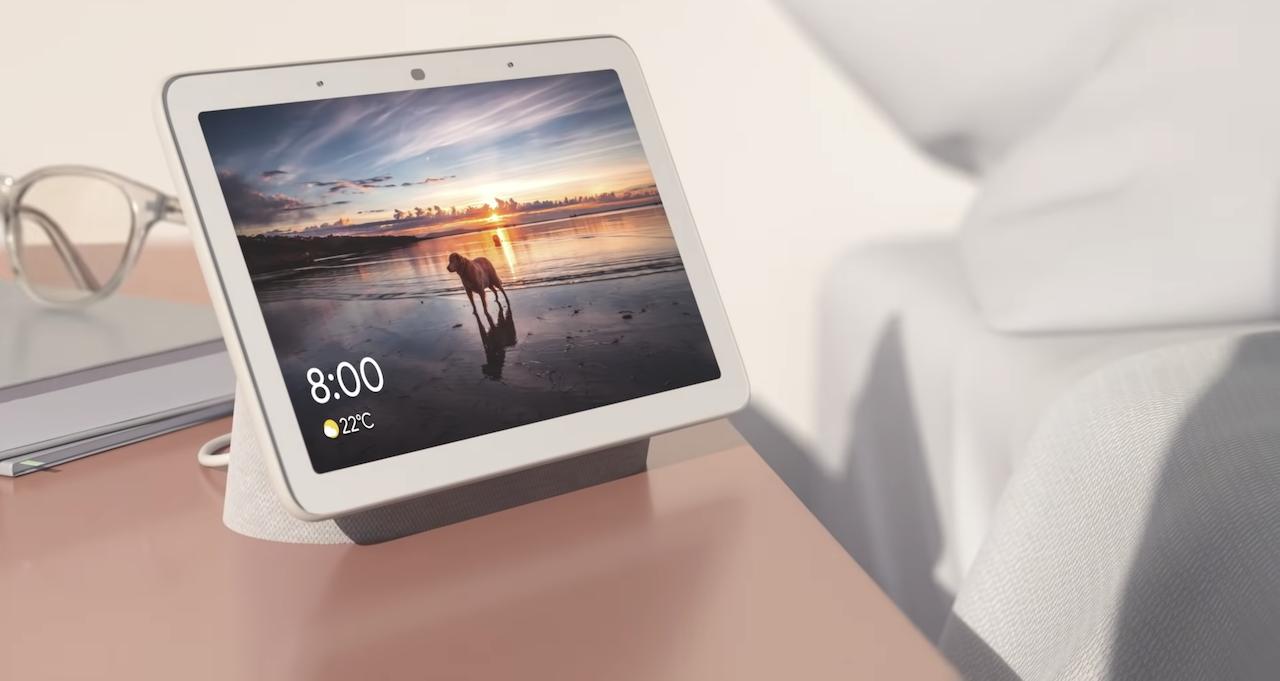 新型Google Nest Hub、睡眠分析に対応?レーダーで就寝中の動き検出か