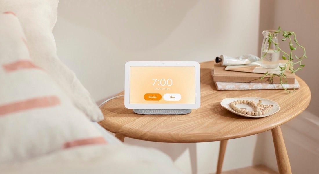 第2世代「Google Nest Hub」正式発表。Soliレーダーで睡眠分析に対応