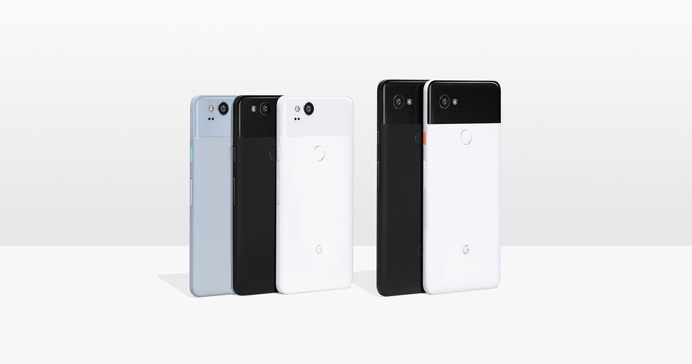 【悲報】Google、Pixel 2/Pixel 2 XL発表も日本発売ならず