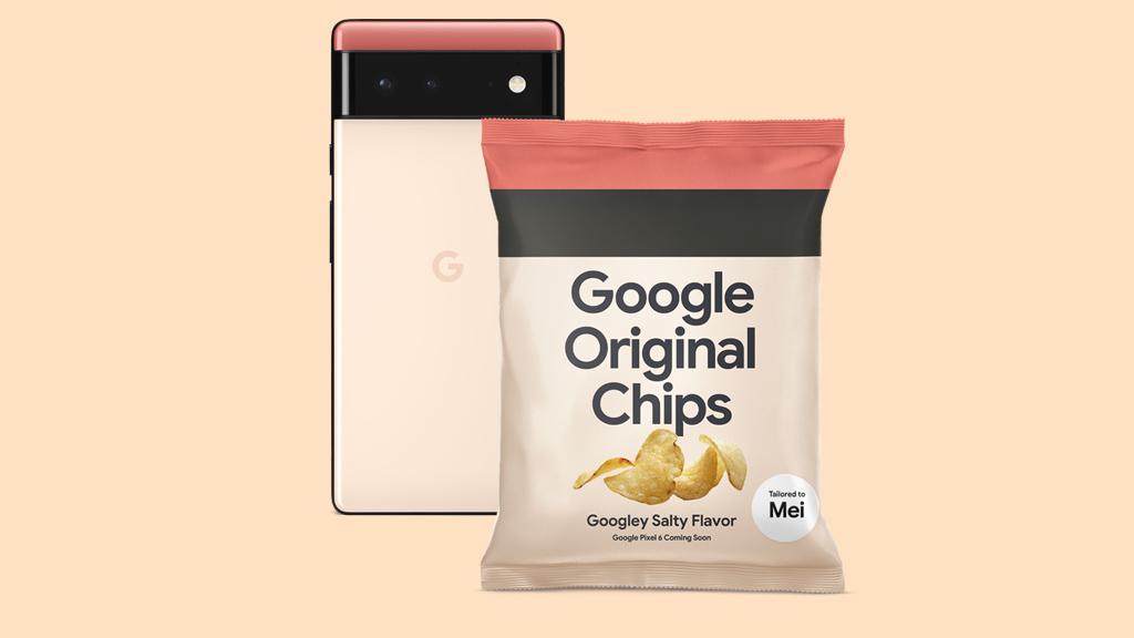 """Google、Pixel 6発売に先駆けて""""サクサク""""な純正チップスを先着1万名にプレゼント"""