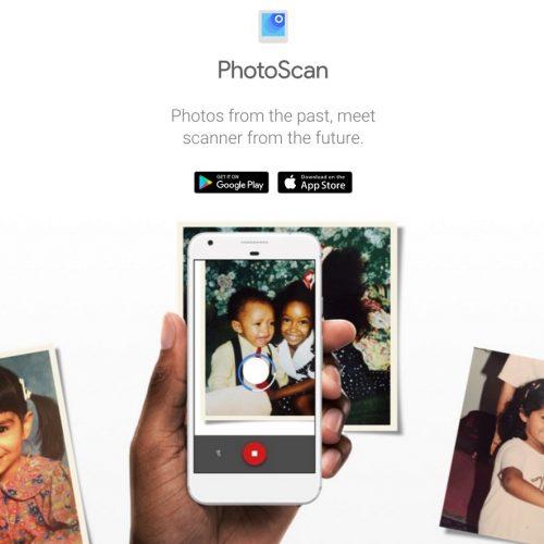 グーグル、数秒で写真をデジタル保存できる写真整理アプリ「フォトスキャン」を公開