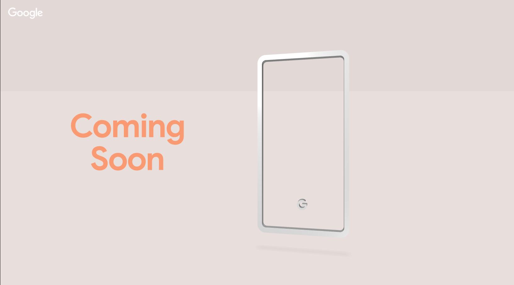 Google Pixel 3、ティザーサイトから「ピンク」カラーが発見される