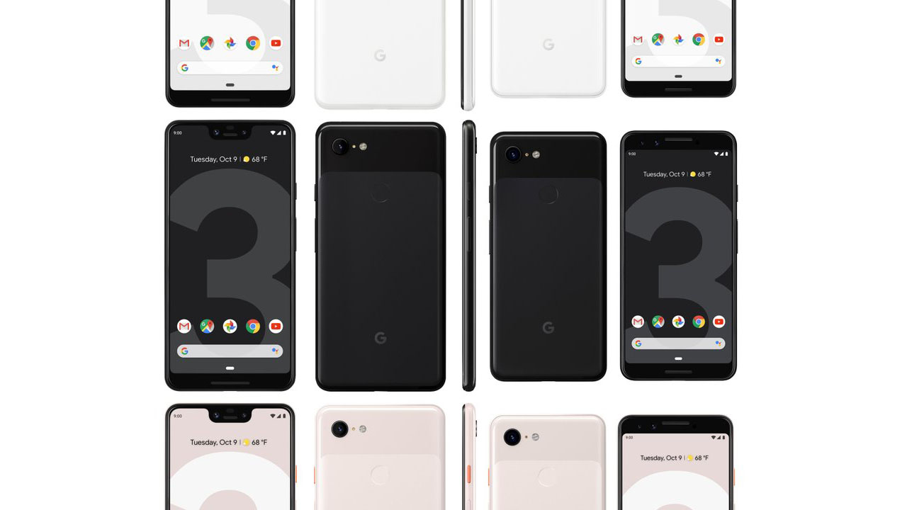 Google Pixel 3、ドコモとソフトバンクが発売か