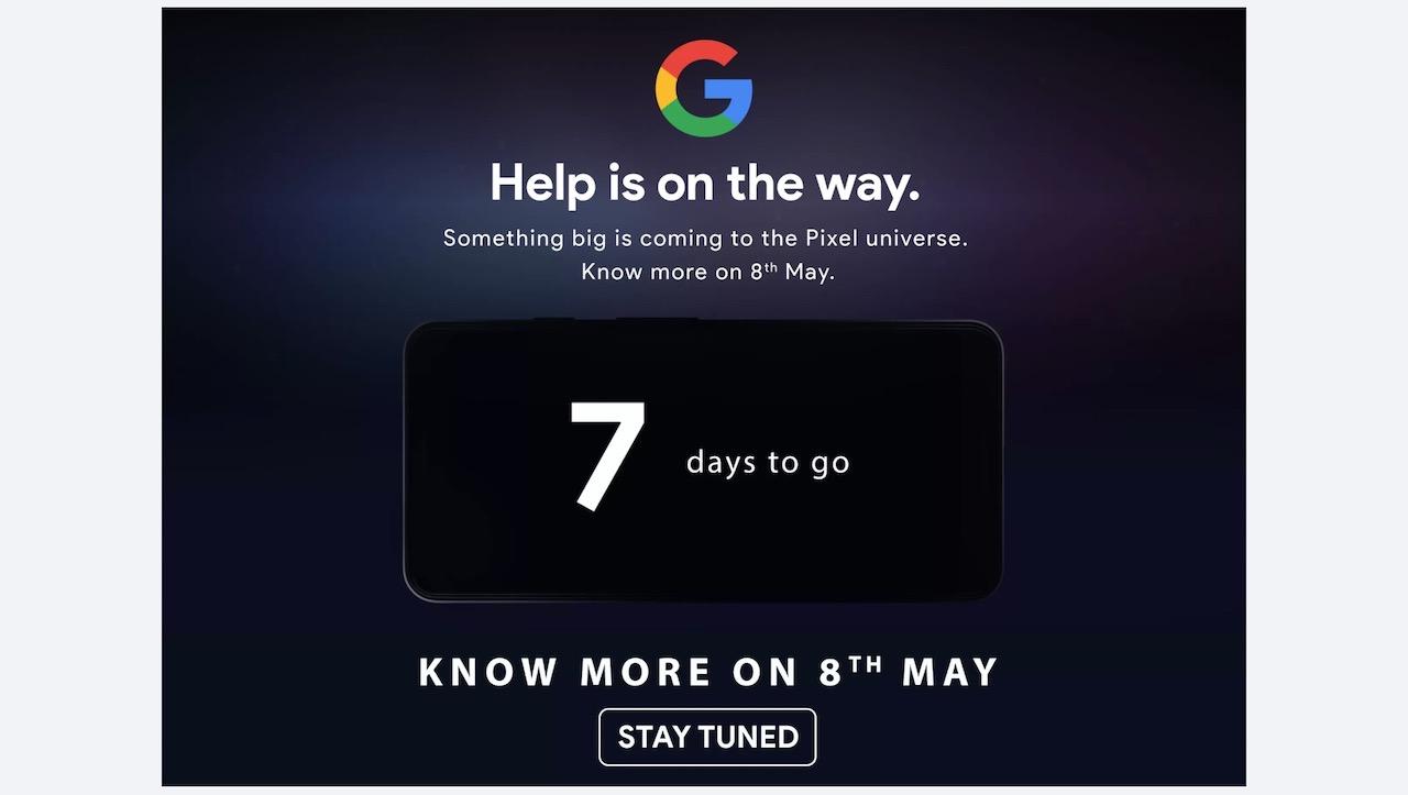Google、新作スマホ「Pixel 3a」を5月8日に発売か