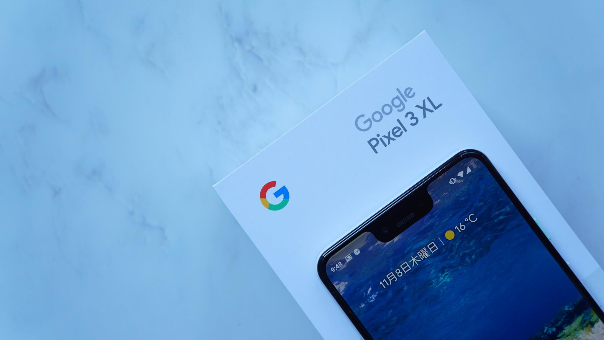 Google Pixel 4、すでに実機が存在する?