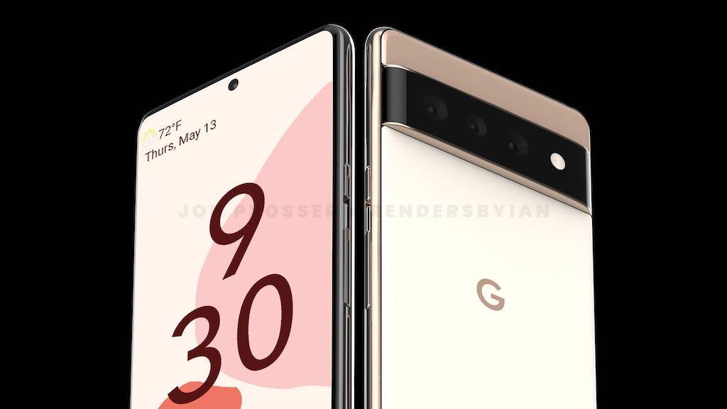 Google、Pixel 6/Pixel 6 XLの記述を誤掲載→即削除