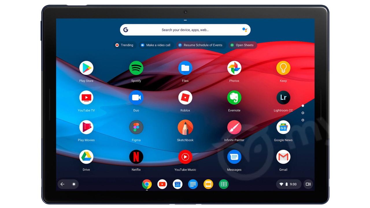 Surfaceのライバル登場か、Chrome OSタブレット「Google Pixel Slate」が流出