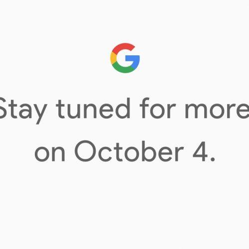 Google、10月4日に「Pixel 2」など新製品発表。Google Homeの日本発売も