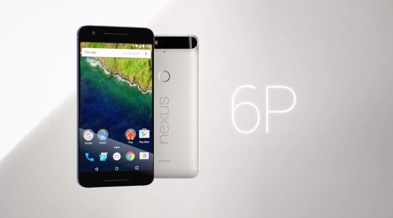 グーグル、「Nexus 6P」を発表 本日発売で価格は74,800円、5.7インチ/WQHD有機EL/128GBモデル