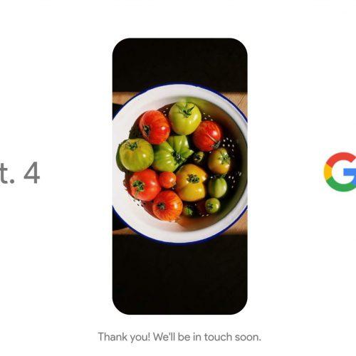 グーグル、10月4日に次期スマホ「Pixel」発表へ。特設サイトをオープン