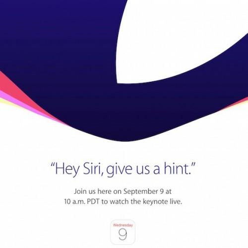 「iPhone 6s」発表イベントのライブ中継サイトまとめ