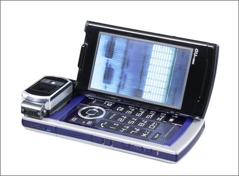 Mobile Hi-Vision CAM Wooo – ハイビジョンムービーカメラを搭載