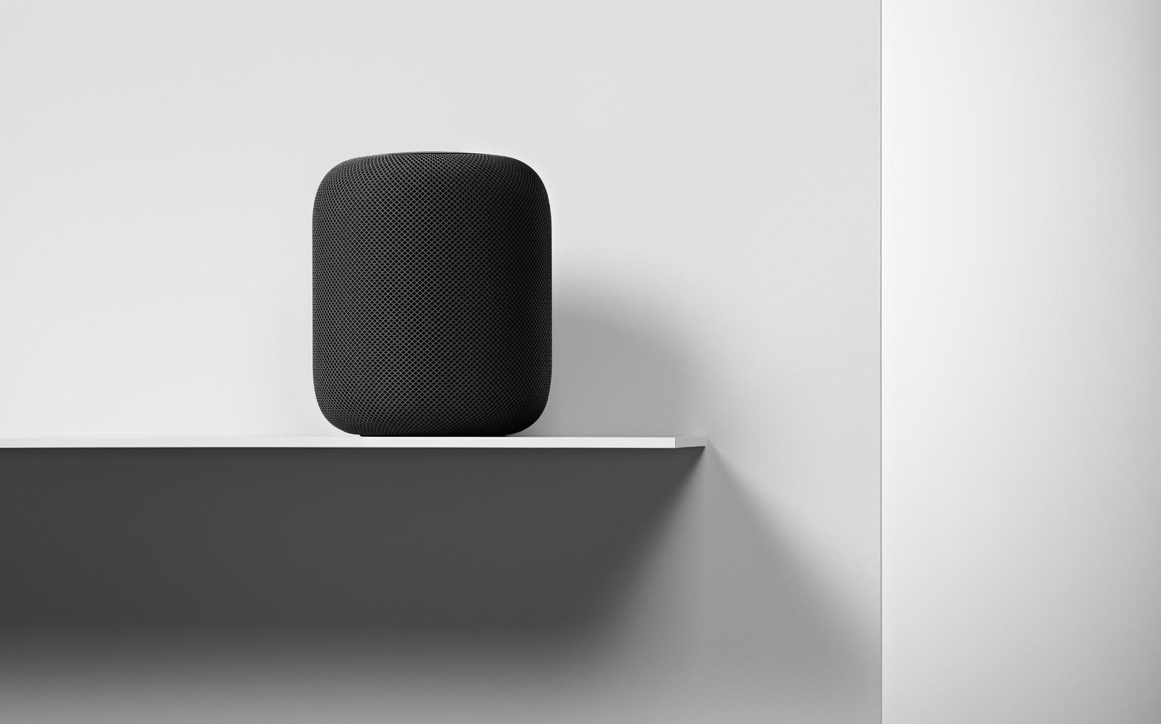 Apple、「HomePod」の発売日を2月9日に決定。26日から注文開始