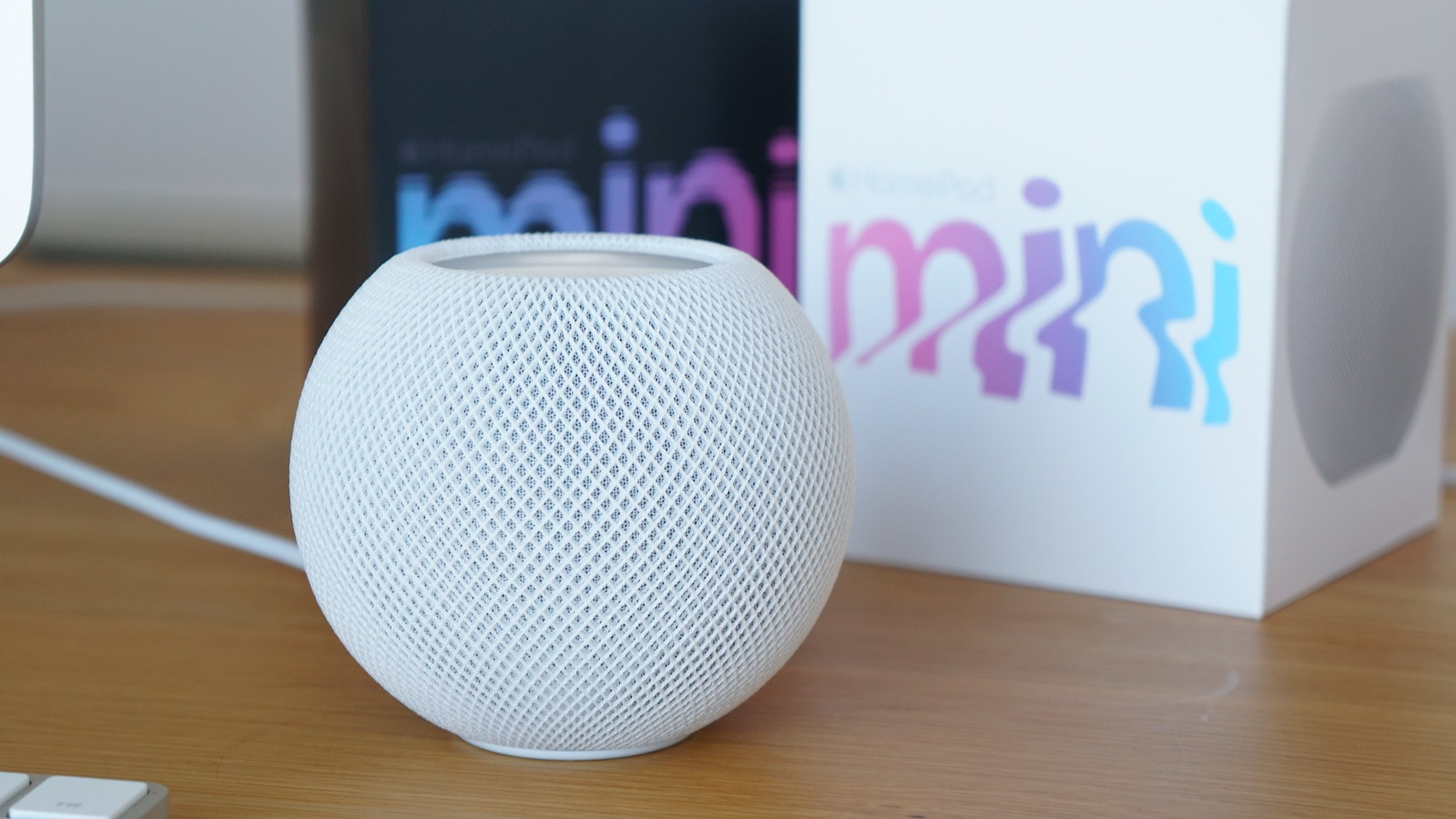 HomePod mini レビュー