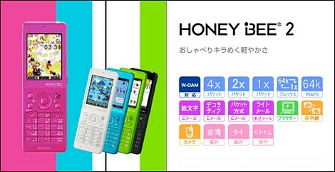 HONEY BEE 2 – カメラ搭載などブラッシュアップ。