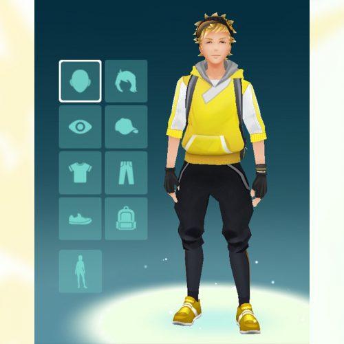 ポケモンGO、服装・アバターを変更する方法を解説