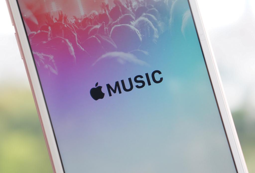 iPhoneのミュージックアプリで「MUSIC」が表示されたまま動かない時の対処方法