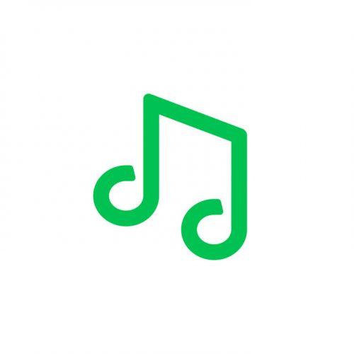 LINE MUSICで歌詞の出し方、表示する方法