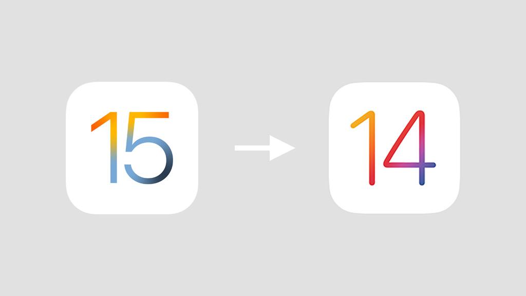 ベータ版iOS 15からiOS 14に戻す方法