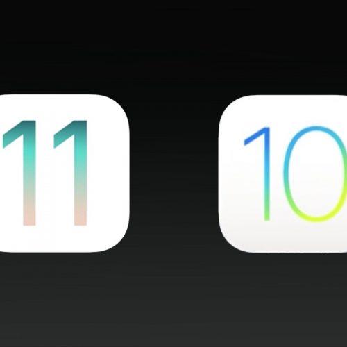 iOS 11 パブリックベータ版からiOS 10に戻す方法