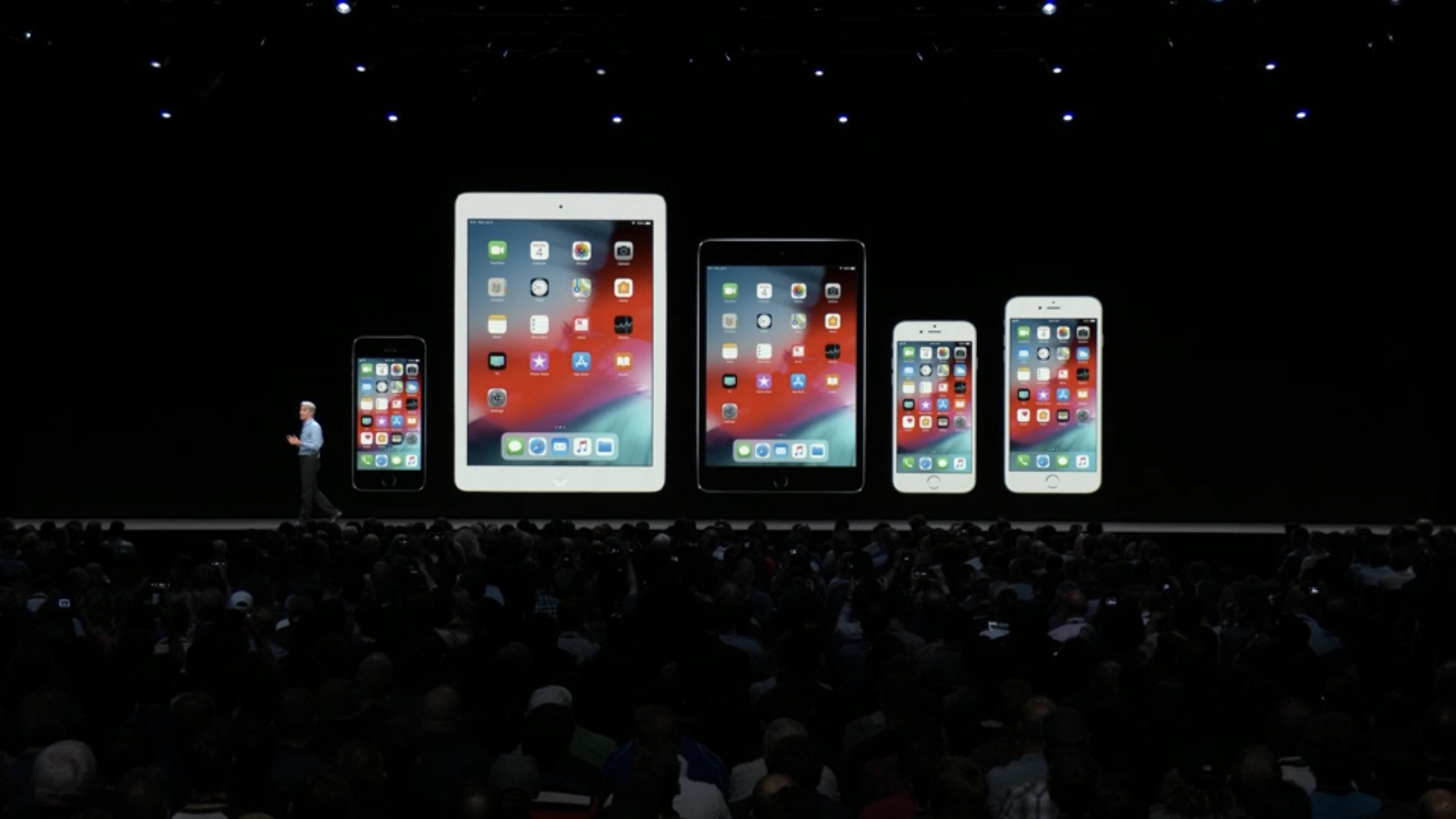iOS 12 パブリックベータ版をインストールする方法