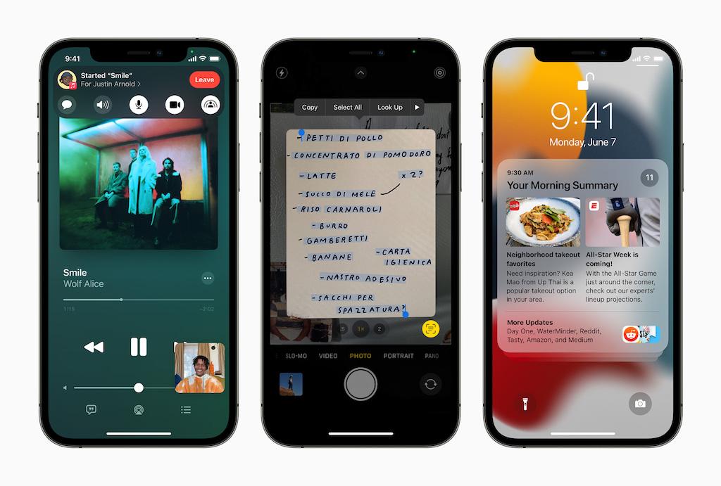 iOS 15 パブリックベータ版をインストールする方法を解説