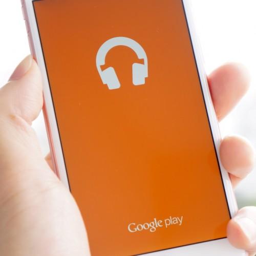 Google Play Musicでオフライン再生する方法、ダウンロードした曲を削除する方法