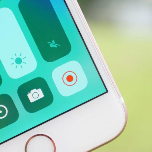 iPhoneで画面録画(スクショ動画)する方法を解説。PCを使わない方法も