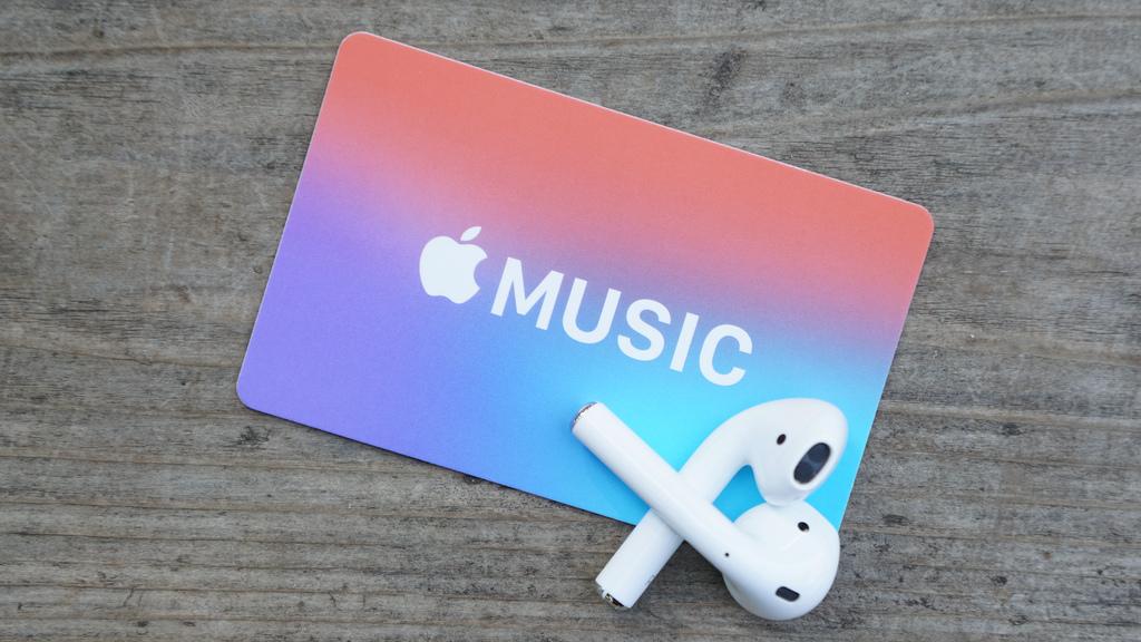数量限定、フジテレビが「Apple Music」の無料コードを配布中